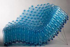 Stoel van plastic