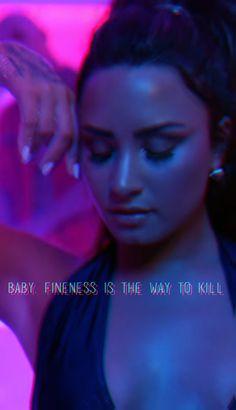 Wallpaper/Lockscreen SORRY NOT SORRY - Demi Lovato | Galaxy Gran Prime