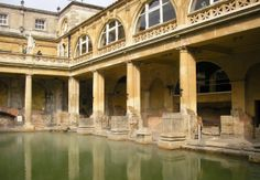 places to visit in uk -- Bath, Windsor Castle, Stonehenge, Buckingham Palace, Trafalgar Square -- been to all....