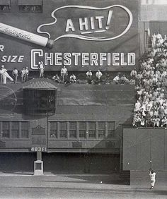 "Willie Mays - NY Giants ""The Catch"" at the Polo Grounds"