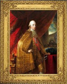 Holy Roman Emperor Francis II - 1792-1806
