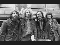 Creedence Clearwater Revival  -Run Through The Jungle via DailyMotion