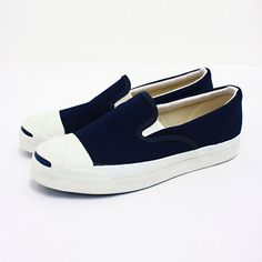 CONVERSE Jack Purcell Slip-on (Made in U.S.A.)