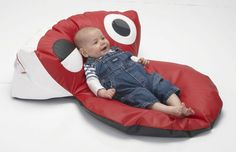 Kids bean bag - posture support chair, wipe clean, good for toddler snack time Toddler Bean Bag Chair, Posture Support, Kids Bean Bags, Toddler Snacks, Kick Backs, Baby Baby, Cleaning Wipes, Playroom, Baby Car Seats