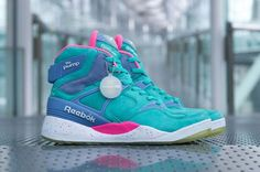 MITA SNEAKERS × REEBOK THE PUMP ELECTRIC CITY #sneaker