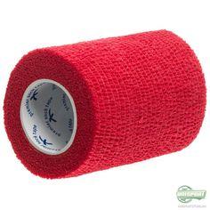 Premier Sock Tape Pro Wrap cm x m - Rød Premier League, Latex, Wraps, Socks, Coats, Rap, Ankle Socks, Sock, Stockings