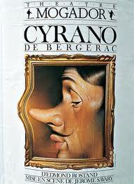 Cyrano de Bergerac Mona Lisa, Films, Teacher, Portrait, Artwork, Books, Ideas, Plays, Persona