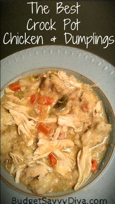Chicken crockpot recipe