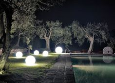 luci da esterno : Originali luci da esterno Ristrutturazione Pinterest