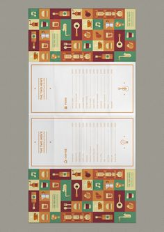 THE TWO MEN'S UNDERGROUND BLUES BRANDING PROJECT by Jahng Hyoung joon, via Behance