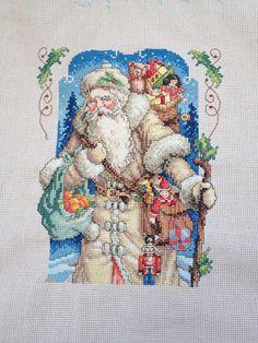 Poekietoe's Handwerkhoekje: Kerstsok