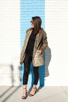 Here & Now | A Nashville Style Blog: leopard layers