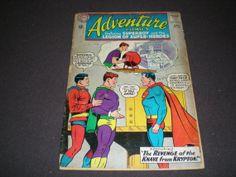 DC Adventure Comics 320 Superboy DC Comics 1964 by HeroesRealm, $7.99