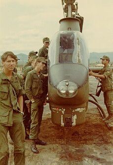 AH-1 Cobra in the Vietnam war