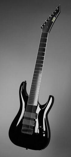 Stef Carpenter ESP custom