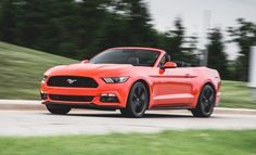 Ford Mustang - Car and Driver