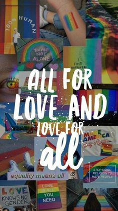 60 Aesthetic Wallpapers for Your iPhone X Frases Lgbt, Lgbt Quotes, Rainbow Wallpaper, Galaxy Wallpaper, Aesthetic Pastel Wallpaper, Aesthetic Wallpapers, Gay Aesthetic, Rainbow Aesthetic, Lesbian Pride