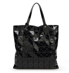 dca1c8349aee 2016 Diamond Woman bag Geometric tote big size handbags Brand Shoulder Bags  sac Bolso Fashion Fold over Shopper bag