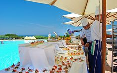 #Wedding #Pool #Delphinahotels