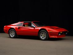 1982 Ferrari 308 GTS Quattrovalvole, Magnum P.I.'s car