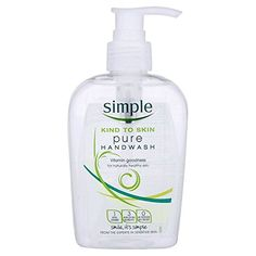 Introducing Simple Pure Handwash 250ml  Pack of 2. Great Product and follow us to get more updates!