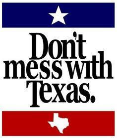 I love Texas!!! Awwready