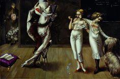 Exposition Art Blog: Dorothea Tanning