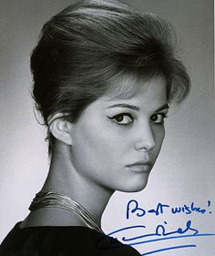 Explore the best Claudia Cardinale quotes here at OpenQuotes. Quotations, aphorisms and citations by Claudia Cardinale Claudia Cardinale, Hollywood Stars, Classic Hollywood, Old Hollywood, Jeanne Moreau, Natalie Wood, Female Movie Stars, Ann Margret, Italian Actress