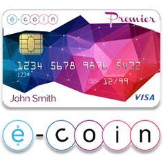 Waarom is de e-Coin e-Card de beste BTC debit card voor NL?