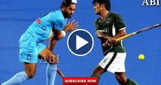 India vs Pakistan | Hockey Match | Champions Trophy Hockey #hockey