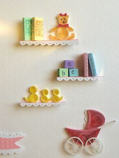 Quilling with Fun: Surprise, surprise!