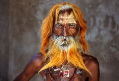 Rabari Tribal Elder, India