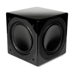 The Energy ESW-M8 subwoofer delivers pure, accurate effects and music, with 1200 peak watts of room-filling power, all from a tiny 9-inch cabinet. Plus, it works perfectly with many of the speakers in the Energy line.