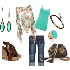 I love this for mine and Eric's weekly date nights :) new outfit every time. keep it fresh<3