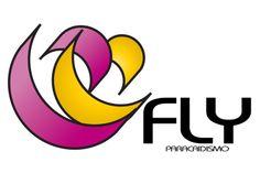 Logo para empresa de paracaidismo