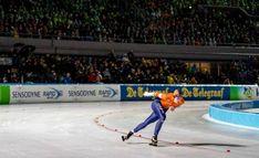 Wüst slaat bij WK allround terug op 3000 m