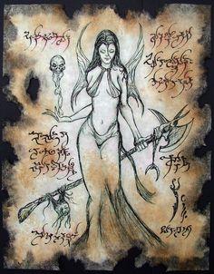 Cthulhu LARP Succubus Incantation Necronomicon Demon Occult Dark Spirits Magick   eBay