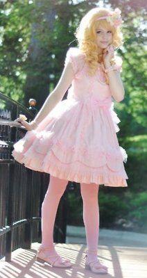 Lolita Fashion | Sweet | Old School
