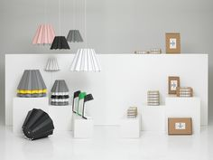 The Cardboard Light Collection
