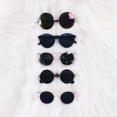 7 melhores imagens de Óculos    Sunglasses   Sunglasses, Round frame ... 2fe6c463af