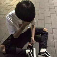 Korean Boys Ulzzang, Cute Korean Boys, Ulzzang Couple, Ulzzang Boy, Korean Men, Asian Boys, Asian Men, Bad Boy Aesthetic, Gay Aesthetic