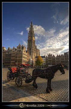 Antwerp, Belgium  http://www.travelandtransitions.com/destinations/destination-advice/europe/