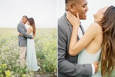 Coco Tran Photography Engagement Session | Best Wedding Blog - Wedding Fashion & Inspiration | Grey Likes Weddings