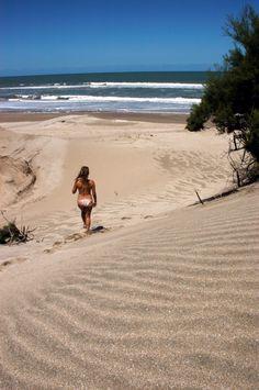 Playas. Provincia de Buenos Aires.