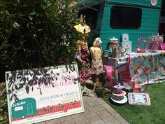El 26 de Junio en #sundaymarketvalladolid.La caravana de #Cookiesdeco se alquila para eventos. Contacta en www.cookiesdeco.com  #roulotte #event