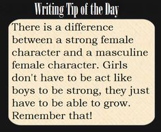 Writing Tip of the Day - The Ramblings of a Teenage Writer
