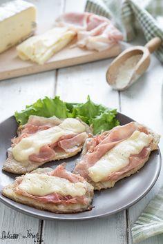Ham Recipes, Italian Recipes, Salad Recipes, Cooking Recipes, Healthy Recipes, Beef Recepies, Recipe Steps, Iftar, Antipasto