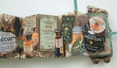 Artfully Musing: Witches - Domino Book - (image 4 of 4)