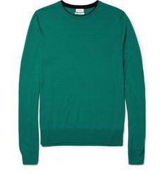 Paul Smith Fine-Knit Merino Wool Sweater | MR PORTER