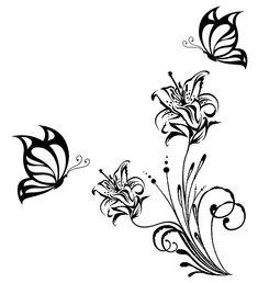 flores desenho - Pesquisa Google